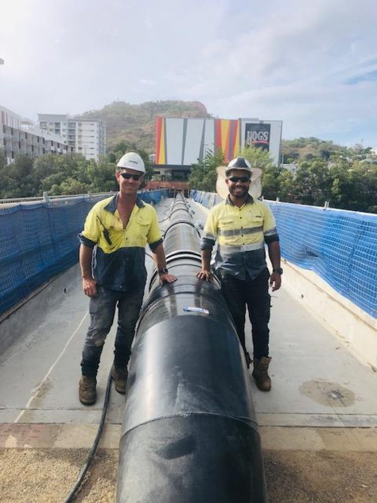 THE MENDI GROUP – LITTLE FLETCHER BRIDGE WORKS