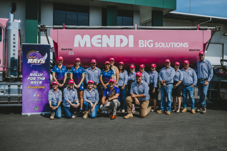 Media Release   The Mendi Group keep The Northern Rays alive with major partnership announcement